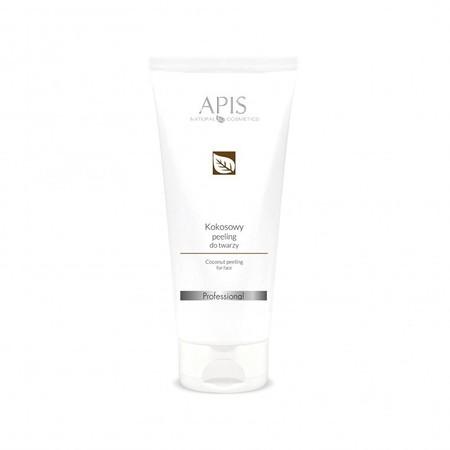 APIS Kokosowy peeling do twarzy 200ml (1)