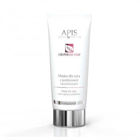 APIS Couporose-Stop maska dla cery z problemami naczynkowymi 200ml (1)