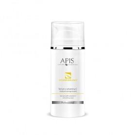 APIS Vitamin Balance serum z  wit. C + białe winogrona 100ml