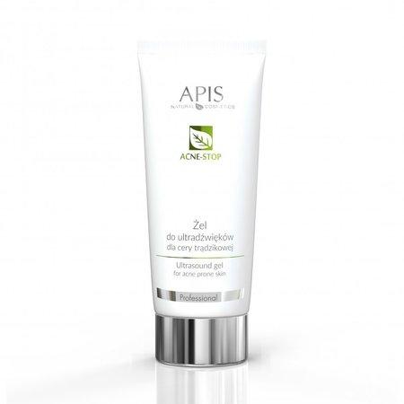 APIS Acne-Stop żel do ultradźwięków dla cery trądzikowej 200ml (1)