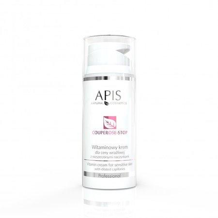 APIS Couperose -Stop witaminowy krem dla cery naczynkowej 100ml (1)