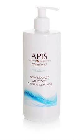 APIS Hydro Balance nawilżające mleczko z algami morskimi 500ml (1)