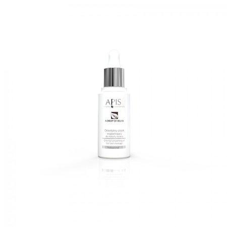 APIS Kropla Relaksu orientalny olejek do masażu twarzy 30ml (1)