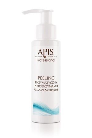 APIS Peeling enzymatyczny z bioenzymami i algami morskimi 100ml (1)