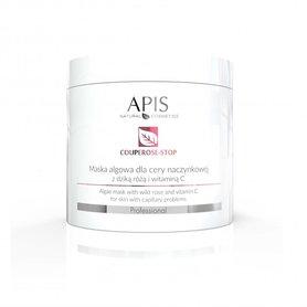 APIS Couporose- Stop maska algowa dla cery naczynkowej 250g