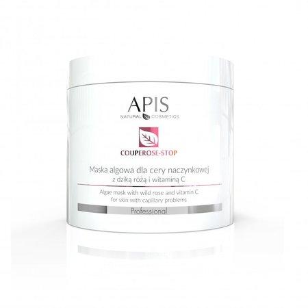 APIS Couporose- Stop maska algowa dla cery naczynkowej 250g (1)
