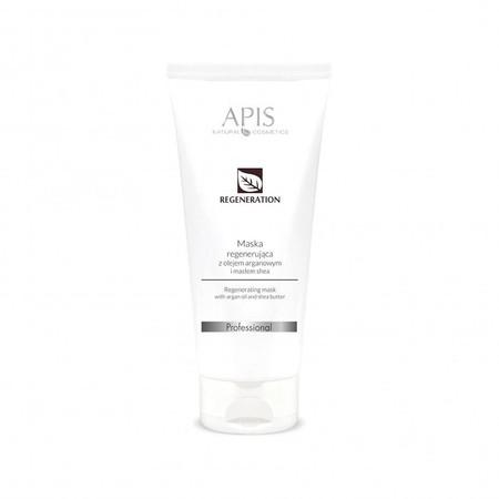 APIS Regeneration regenerująca maska z olejem arganowym i masłem shea 200ml (1)