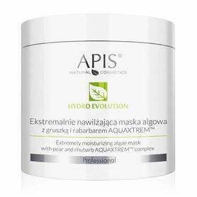 APIS Hydro Evolution ekstremalnie nawilżająca maska algowa z gruszką i rabarbarem AQUAXTREM™ 250g