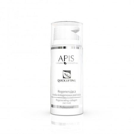 APIS Szybki Lifting regenerująca maska kolagenowa 100ml (1)