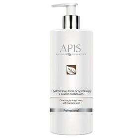 APIS Hydrożelowy tonik oczyszczający z kwasem migdałowym 500ml