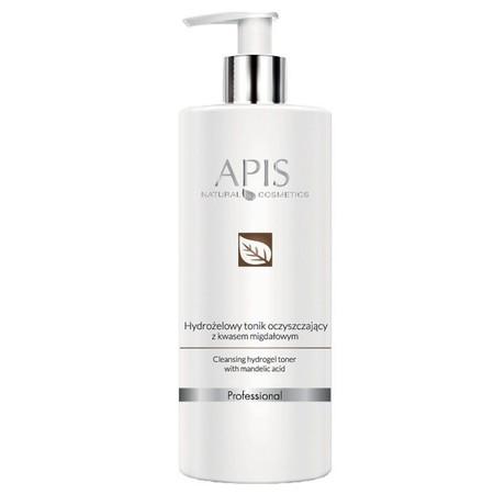 APIS Hydrożelowy tonik oczyszczający z kwasem migdałowym 500ml (1)