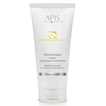 APIS Maska rozjaśniająca, redukująca przebarwienia 200ml (1)