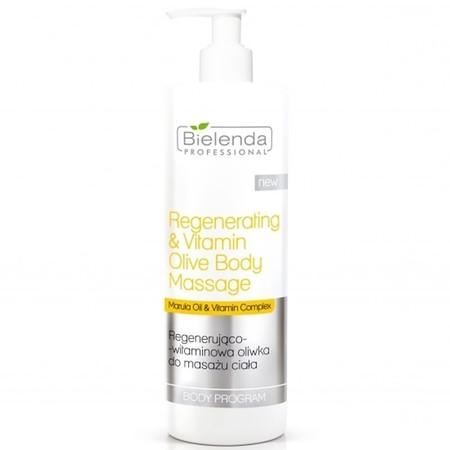 BIELENDA Regenerująco - witaminowa oliwka do masażu ciała 500ml (1)