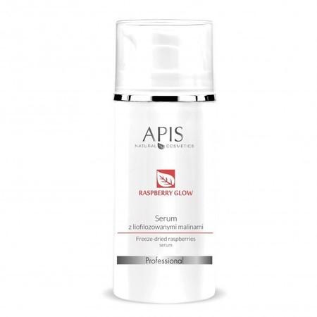 APIS Serum z liofilizowanymi malinami 100ml (1)