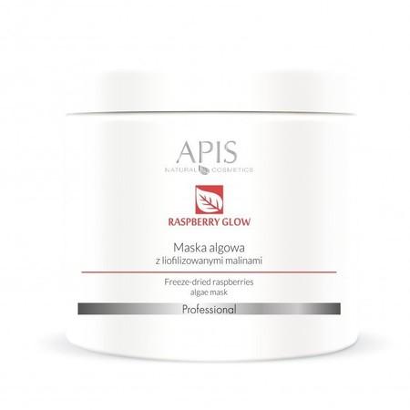APIS Maska algowa z liofilizowanymi malinami 250g (1)