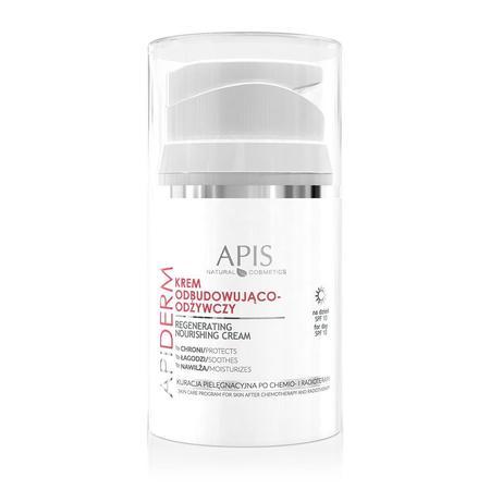 APIS APIDERM Krem odbudowująco-odżywczy na dzień po chemio- i radioterapii 50ml