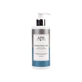 APIS Nawilżający żel do mycia twarzy z kwasem hialuronowy 300ml