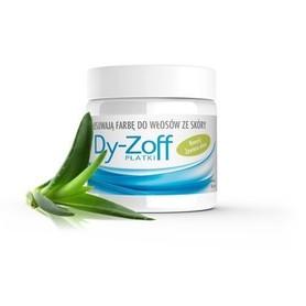 BARBICIDE DY-ZOFF płatki do usuwania farby do włosów 80szt