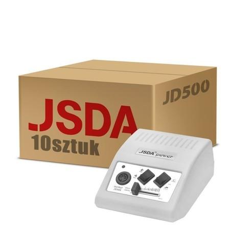 JSDA FREZARKA JD500 GREY 10 SZT. (1)