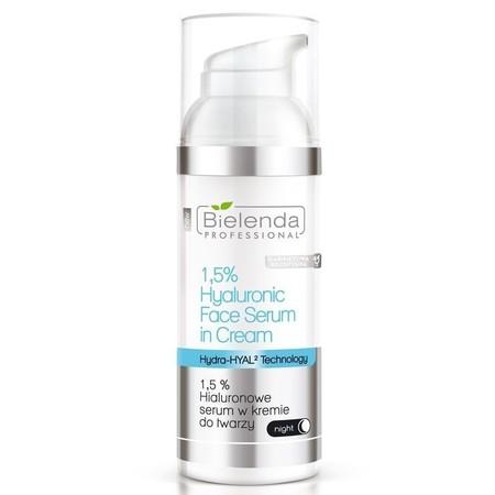 BIELENDA 1,5 % Hialuronowe serum w kremie do twarzy 50g (1)