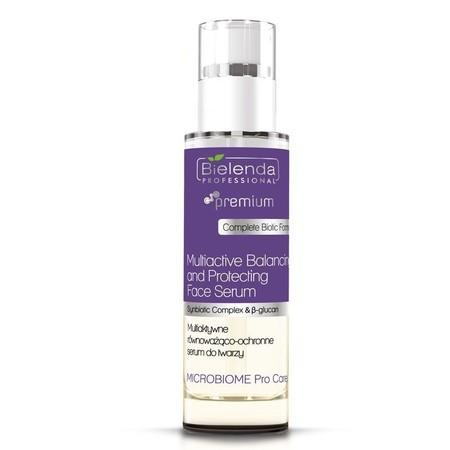 BIELENDA MICROBIOME Pro Care Multiaktywne serum równoważąco‑ochronne do twarzy 30ml (1)