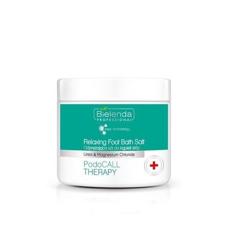 BIELENDA PodoCall Therapy Odprężająca sól do kąpieli stóp 500 g (1)