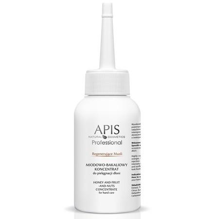 APIS Miodowo – bakaliowy koncentrat do dłoni 60ml (1)