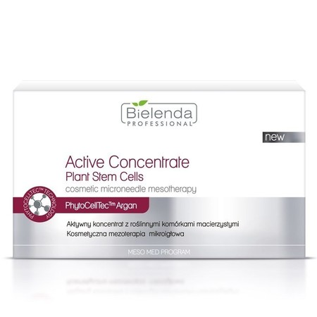 BIELENDA Aktywny koncentrat z roślinnymi komórkami macierzystymi 10x3ml (1)