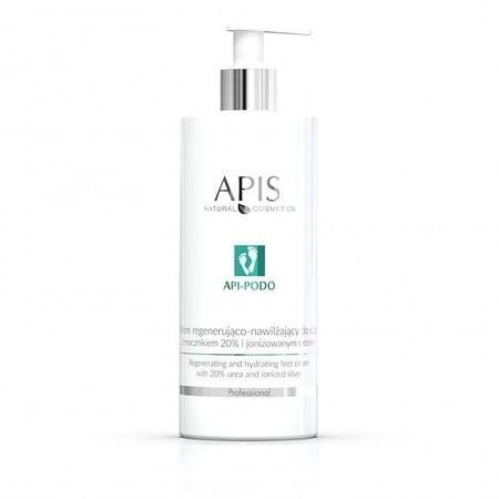 APIS Api-Podo Krem regenerująco-nawilżający do stóp 500ml (1)