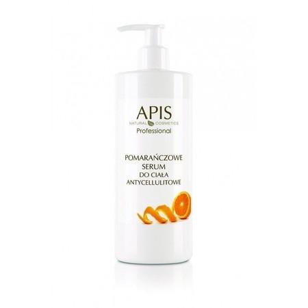 APIS Orange terApis pomarańczowe serum antycellulitowe do ciała 500ml (1)