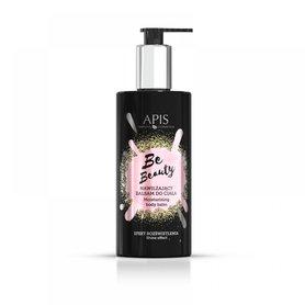 APIS Be Beauty - Pielęgnacyjny balsam do ciała 300ml
