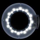 LAMPA LUPA LED S5 + STATYW LED REG. NATĘŻENIE ŚWIATŁA