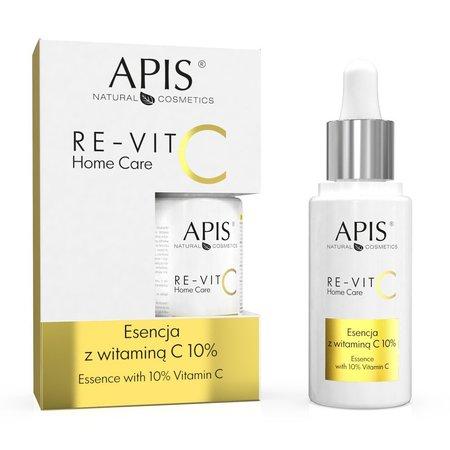 APIS RE-VIT C HOME CARE Esencja z witaminą C 10% 30ml
