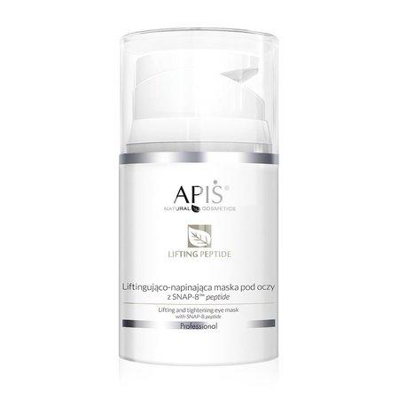 APIS LIFTING PEPTIDE Liftingująco-napinająca maska pod oczy z SNAP-8™ peptide 50ml
