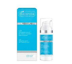 BIELENDA SUPREMELAB Hydra-Hyal2 Injection 1,5% Liftingujące serum do twarzy z kwasem hilauronowym 50 g