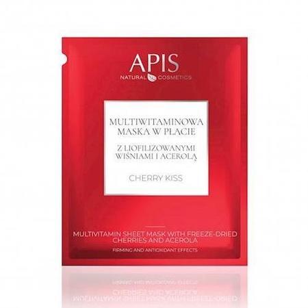 APIS Multiwitaminowa maska w płacie 20g