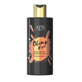 APIS Olimp Fire Witalizujący olejek do ciała, 300ml