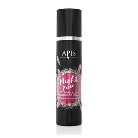 APIS Night Fever Rozświetlający Mgiełka co Ciała 150 ml
