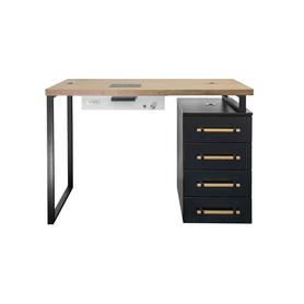 Biurko Moderno 1 Z Pochłaniaczem Vento Pro+