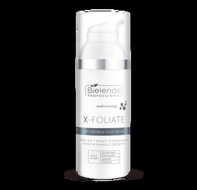 BIELENDA X – FOLIATE Anti Wrinkle krem do twarzy o działaniu przeciwzmarszczkowym 50 ml