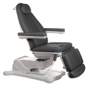 Elektryczny fotel kosmetyczny Mazaro BR-6672B Szary