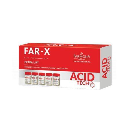 FARMONA FAR-X Aktywny koncentrat mocno liftingujący - Professional care 5x5 ml
