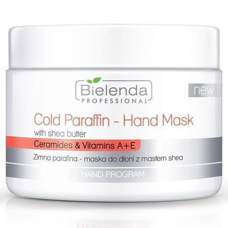 BIELENDA Zimna parafina - maska do dłoni z masłem shea 150g (1)