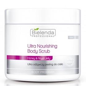 BIELENDA Ultra odżywczy peeling do ciała 550g