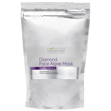 BIELENDA Opakowanie uzupełniające - diamentowa maska algowa 190g (1)