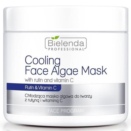 BIELENDA Chłodząca maska algowa z rutyną i witaminą C 190g (1)