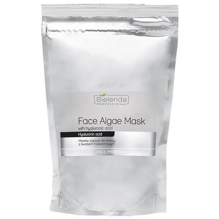 BIELENDA Opakowanie uzupełniające - maska algowa z kwasem hialuronowym 190g (1)